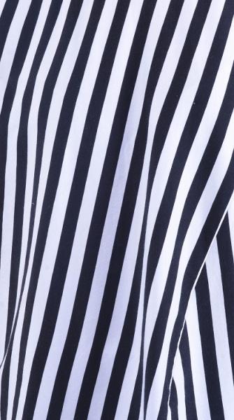 4511 Блуза трикотажная в полоску