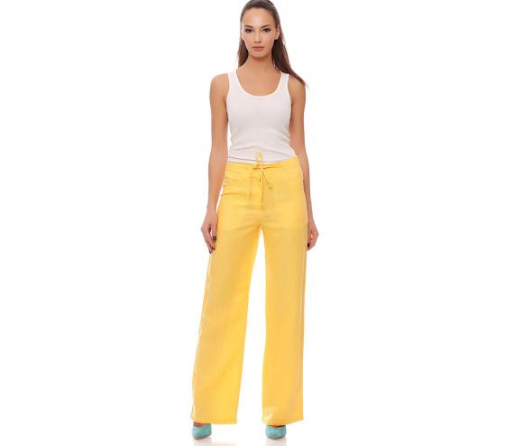Женские льняные брюки оптом