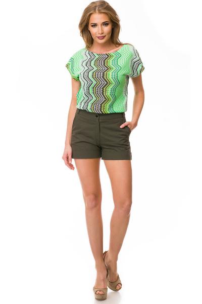 Женские шорты оптом 6266-1
