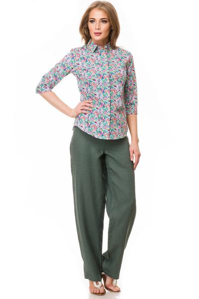 Женские брюки оптом 3123-11