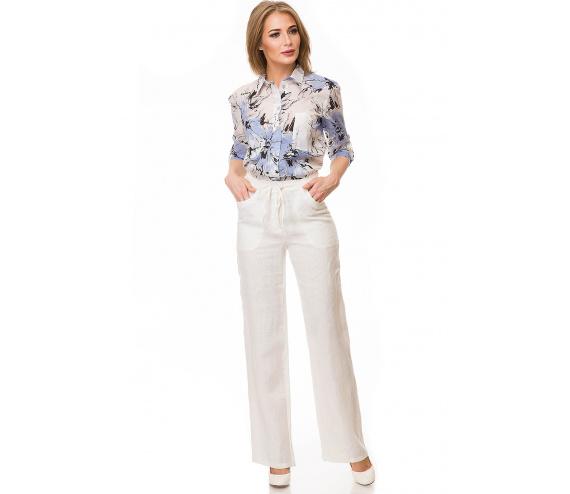 Женские брюки из льна оптом