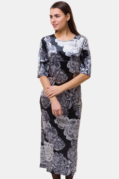 Нарядные платья оптом 5340-7