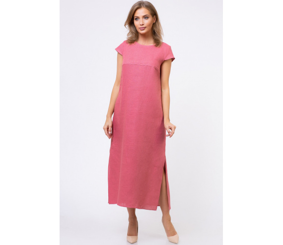 Льняные платья оптом
