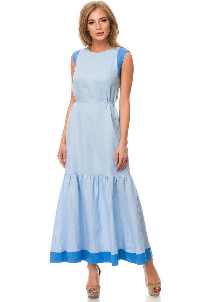 Льняные платья оптом 5319-5