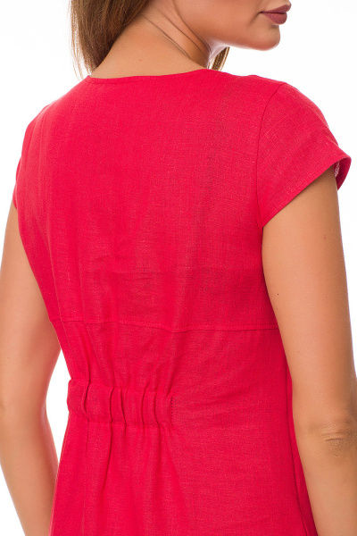 Льняные платья оптом 5169-9