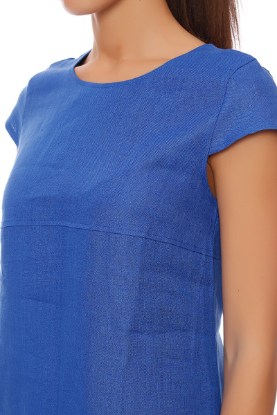 Льняные платья оптом  5169-5