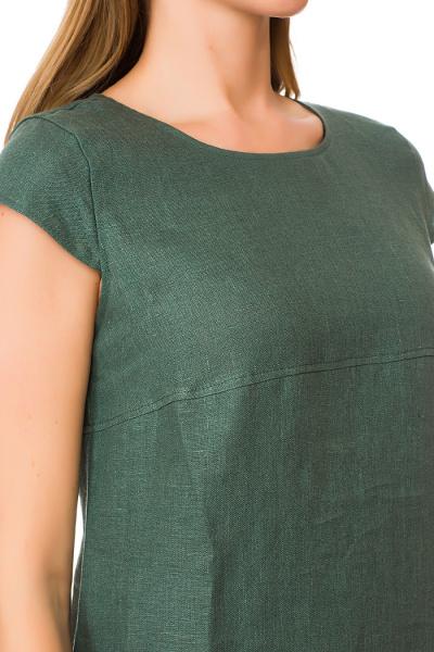 Платья лен оптом от производителя 5169-12