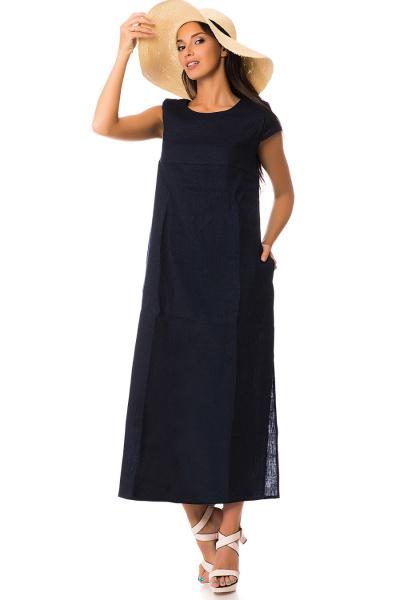 Льняные платья оптом 5169-7