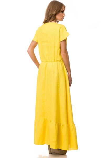 Льняные платье оптом 5303-4