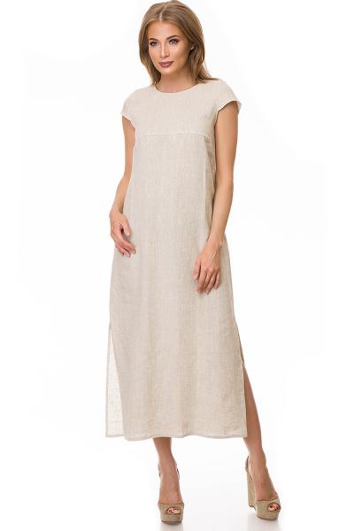Платья из льна оптом 5169