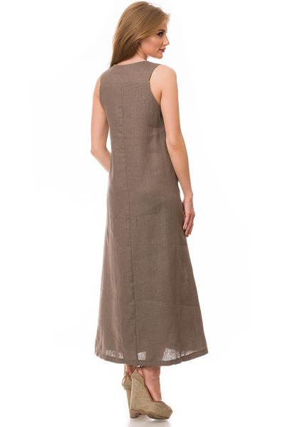 Льняные платья оптом 5284-6